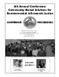 Community-Based Solutions for Environmental & Economic Justice - Magnuson Health Sciences Center