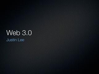 Web 3.0 Intro