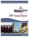 2009 Genesee Regional Chamber of Commerce Annual Report
