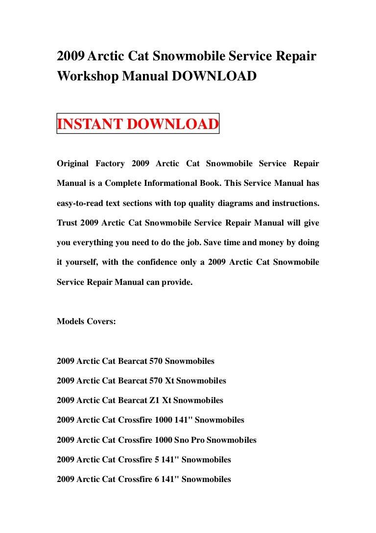 2009arcticcatsnowmobileservicerepairworkshopmanualdownload-130109140802-phpapp02-thumbnail-4.jpg?cb=1357740517
