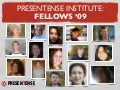 Meet PresenTense's 2009 Fellows