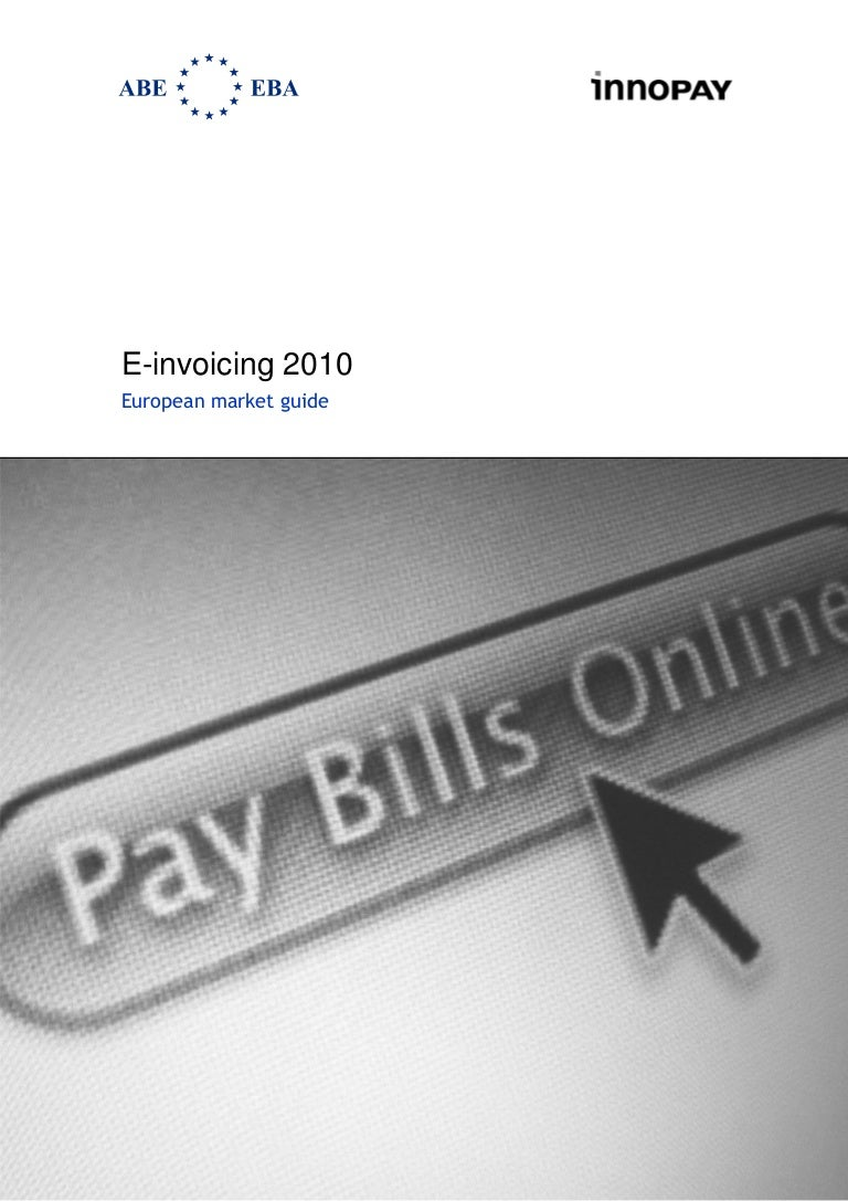 Receipt For Sale Of Used Car Excel Einvoicing European Market Guide Invoice Management Process Pdf with Weight Watchers Receipts Pdf  Document Receipt Form