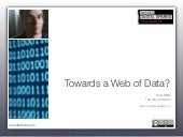 Towards a Web of Data?