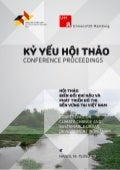 Climate Change and Sustainable Urban Development - Conference Proceedings - Goethe Institute Hanoi 2010