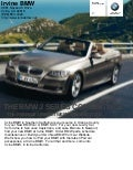 2010 BMW 3 Series Convertible Los Angeles
