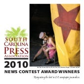 2010 SCPA News Contest Tabloid of Winners