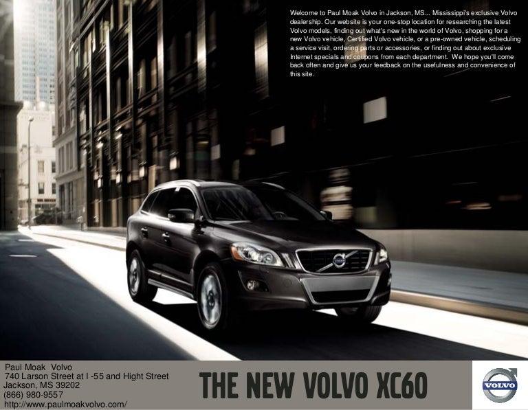 2010 volvo x c60 jackson rh slideshare net 2008 Volvo XC60 2018 Volvo XC60 Interior