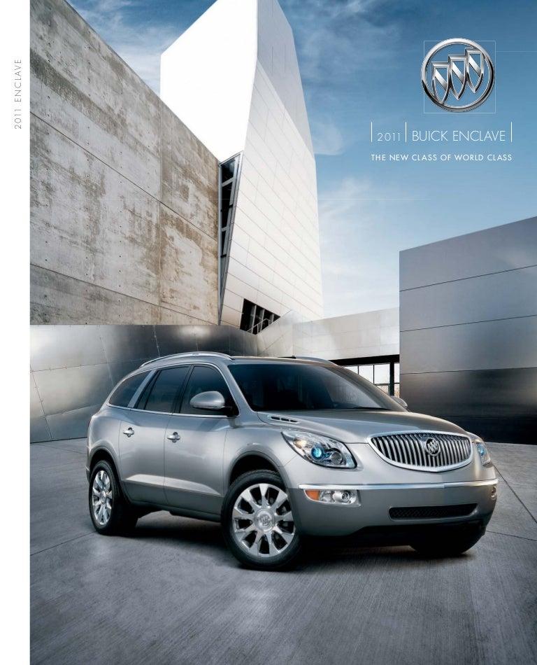 Buick Enclace: 2011 Buick Enclave Alberta