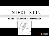 20110322 hwh-context-is-king