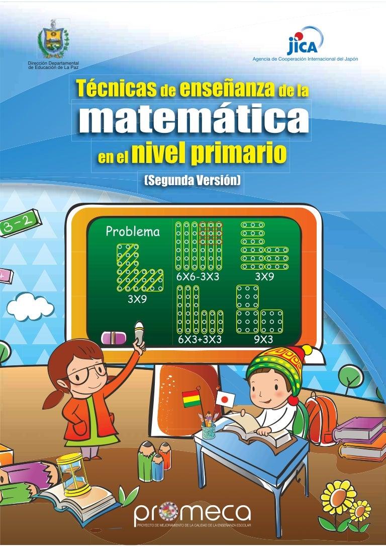 201105231445430.tec matematicas-primaria