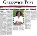 Greenwich Post, Dollie Darko, June 30, 2011
