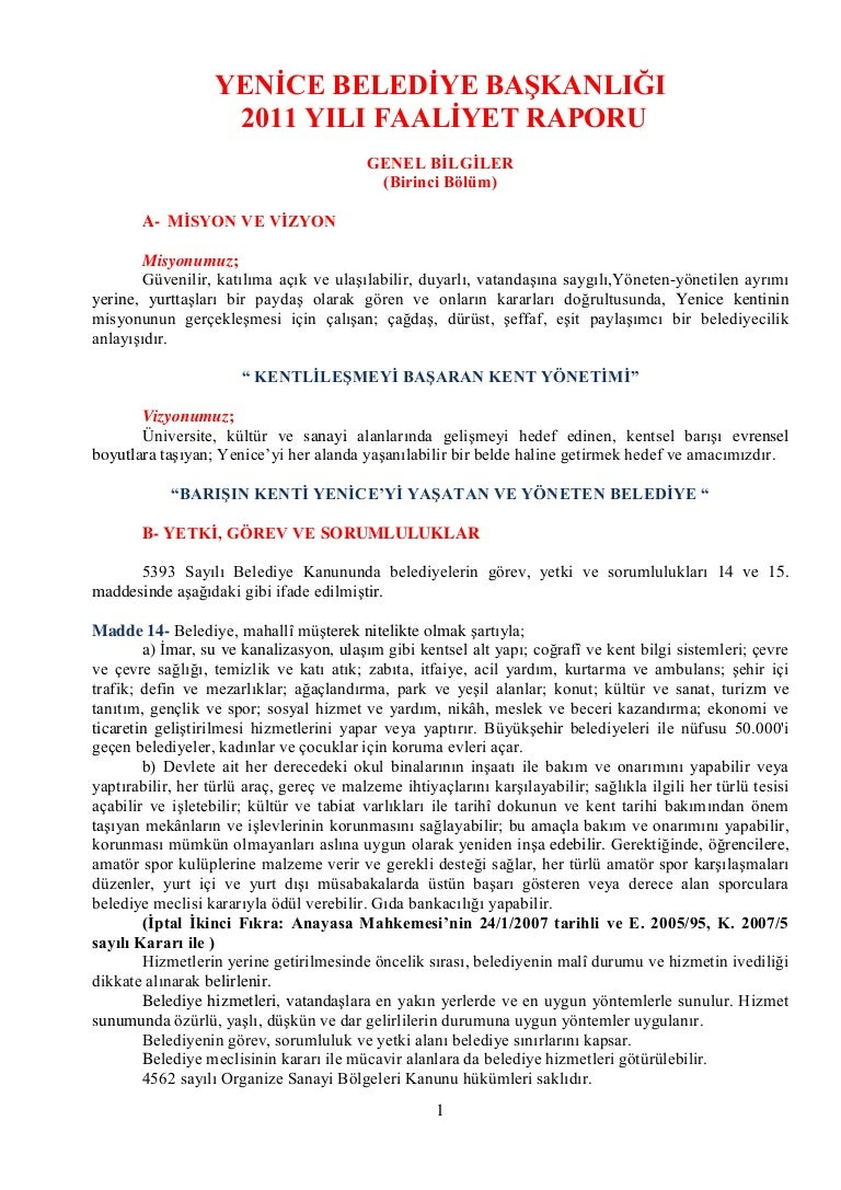 VET Mühendisi - haklar ve görevler