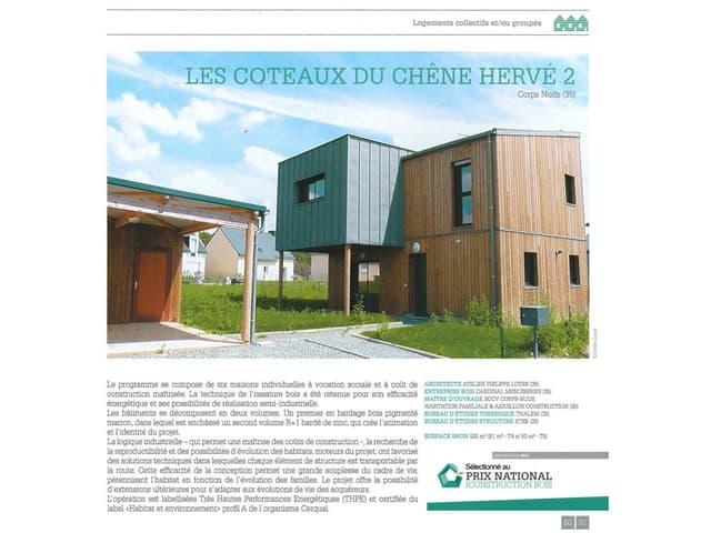 2012 prix national construction bois