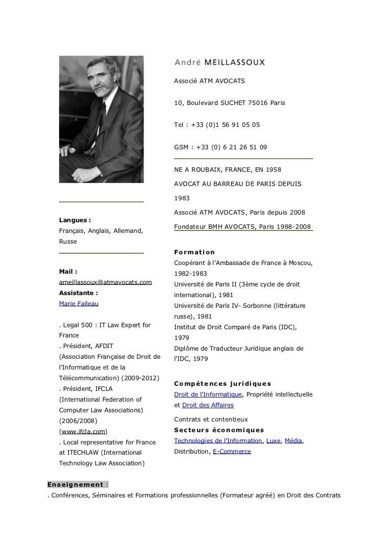2012 10 a meillassoux cv it lawyer  f