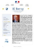 IE Bercy n°24 (11/2012) : interview de Bruno Racouchot (page 10)