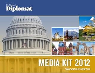 2012 Diplomat Media Kit