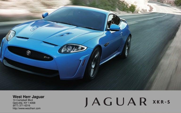 2012 jaguar xkr s for sale ny jaguar dealer near buffalo 2012 jaguar xkr s for sale ny jaguar