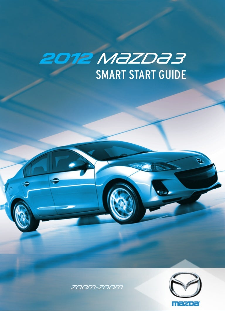 Mazda 3 Owners Manual: Operation