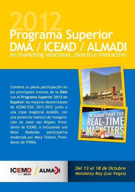 DMA en español