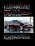 2012 Toyota Avalon potential favorite car at Toyota of clermont