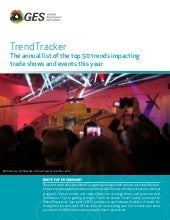 GES - 2012 Trend Tracker