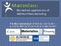 2013 03-12-masterclass-biomedical-applications-of-am aimme-veterinary-cases