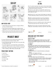 Lean UX Recipe Cards (set 01)