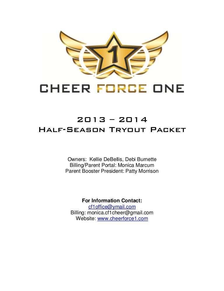 HalfSeason Packet