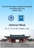 2013 abstract book ASNFC-Shanghai
