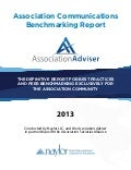 2013 Naylor Association Communcations Benchmarking Report