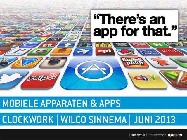 20130611 mobiele apparaten en apps