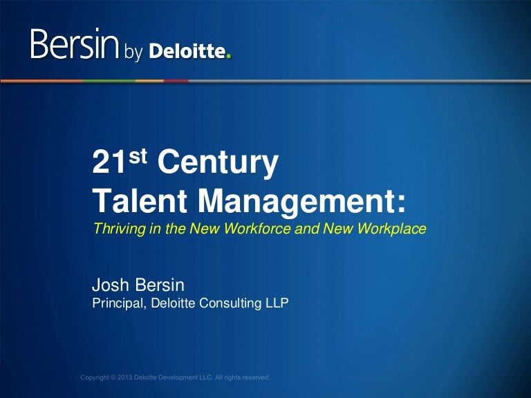 Management Challenges For The 21st Century Paper