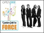Open XKE - 2013 - L'union fait la force