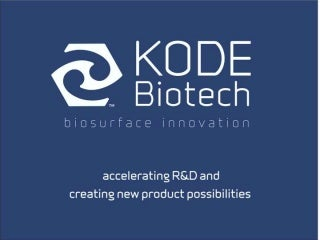 KODE technology - generic explanation