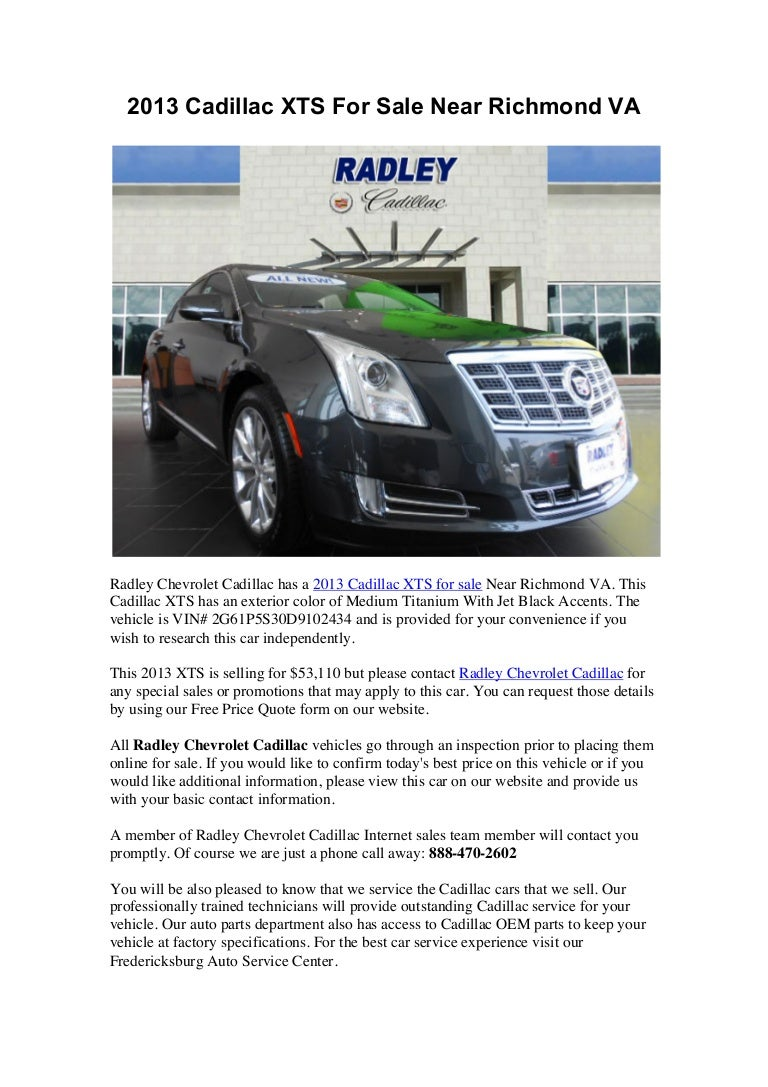 cadillac sale for columbia all used surrey accident free xts british options platinum cars local