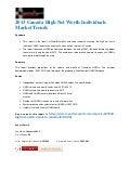 2013 canada high net worth individuals market trends