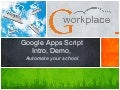 2013 nl summit google apps script   automate your school