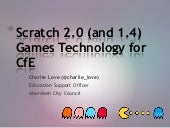 2014 02-18 Scratch and Games Design