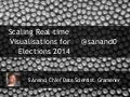 Scaling real-time visualisations for Elections 2014