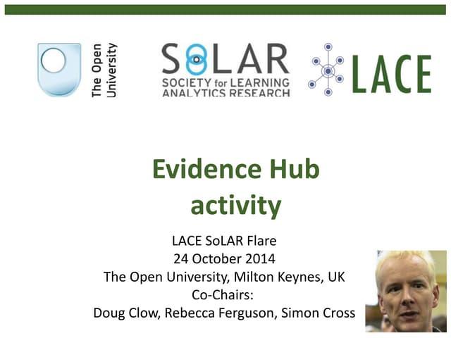 Evidence Hub Activity
