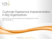 International Customer Experience Management Summit Barcelona.pdf