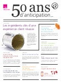 50 ans d'anticipation n°2 : le journal de TNS Sofres