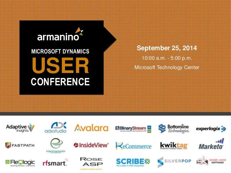 2014 dynamics-user-conference-adv accounts payable-nor cal