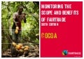 Fairtrade Cocoa Facts & Figures: 2014 Monitoring & Evaluation Report, 6th Edition