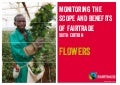 Fairtrade Flowers Facts & Figures: 2014 Monitoring & Evaluation Report, 6th Edition
