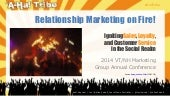 [For-Profit Version!] Relationship Marketing on Fire: Igniting Sales, Loyalty, and Customer Service in the Social Realm
