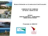 Intervention Julien Martin - Communauté de Communes du Cap-Sizun