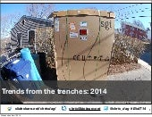 2014 BioIT World - Trends from the trenches - Annual presentation