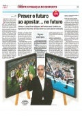 "Sports CI by Luis Madureira in ""A Bola"" (top Daily Sports newspaper)"