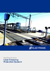 Electrans Level Crossing Protection Solutions